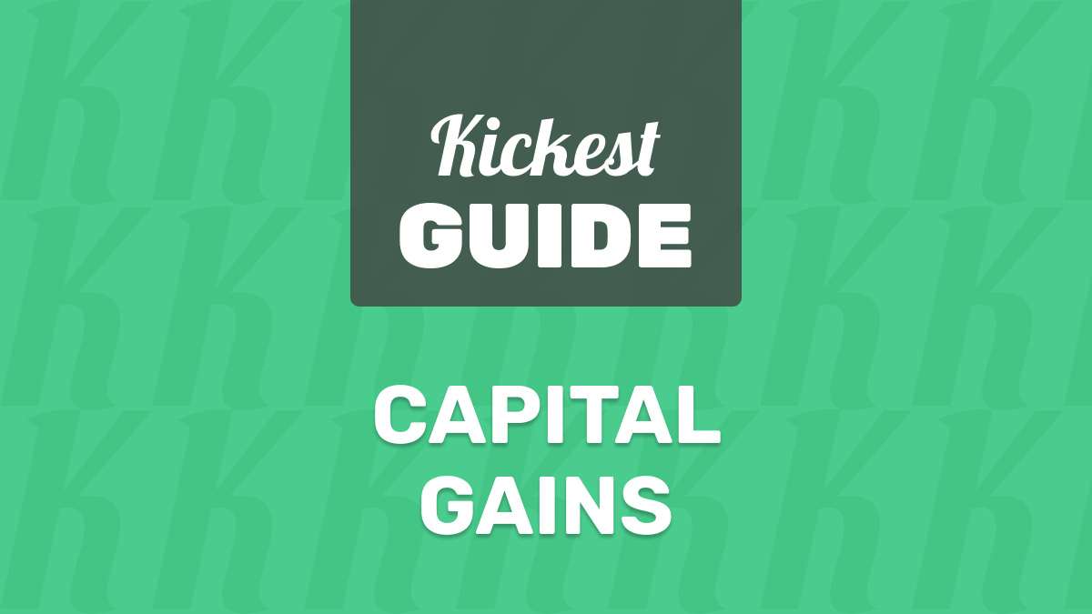 What are the Capital gains