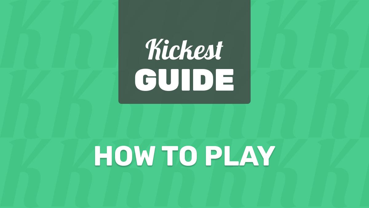 How to Play Kickest Fantasy Football