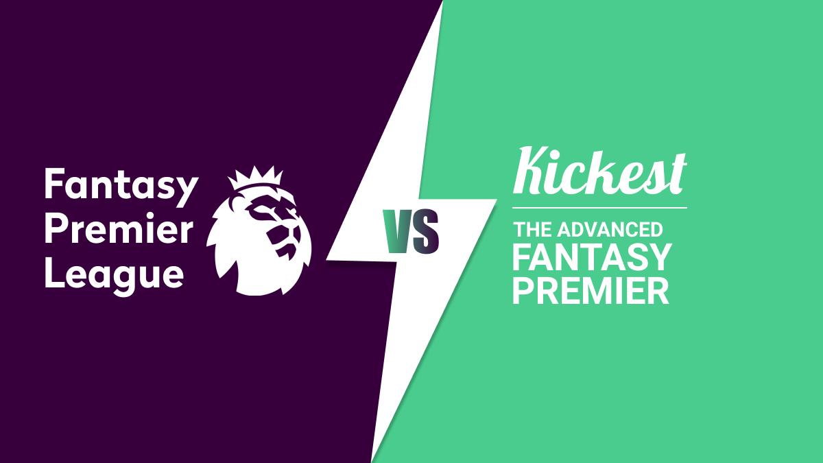 Kickest VS Official Fantasy Premier League