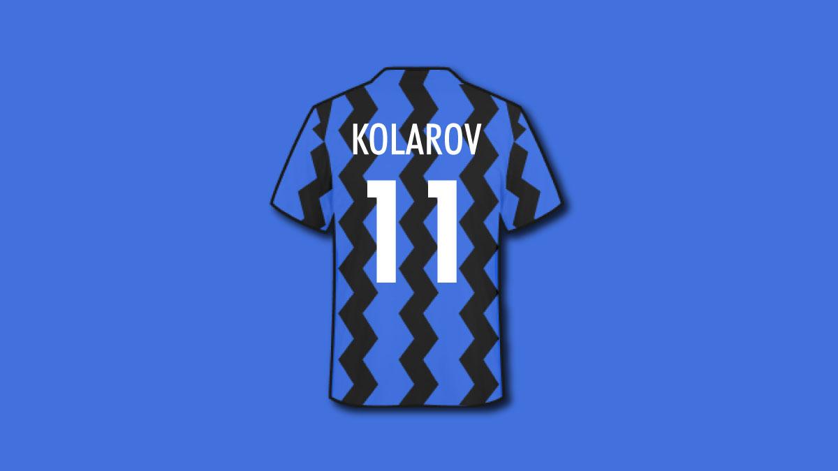 Kolarov Nuovo Acquisto Inter