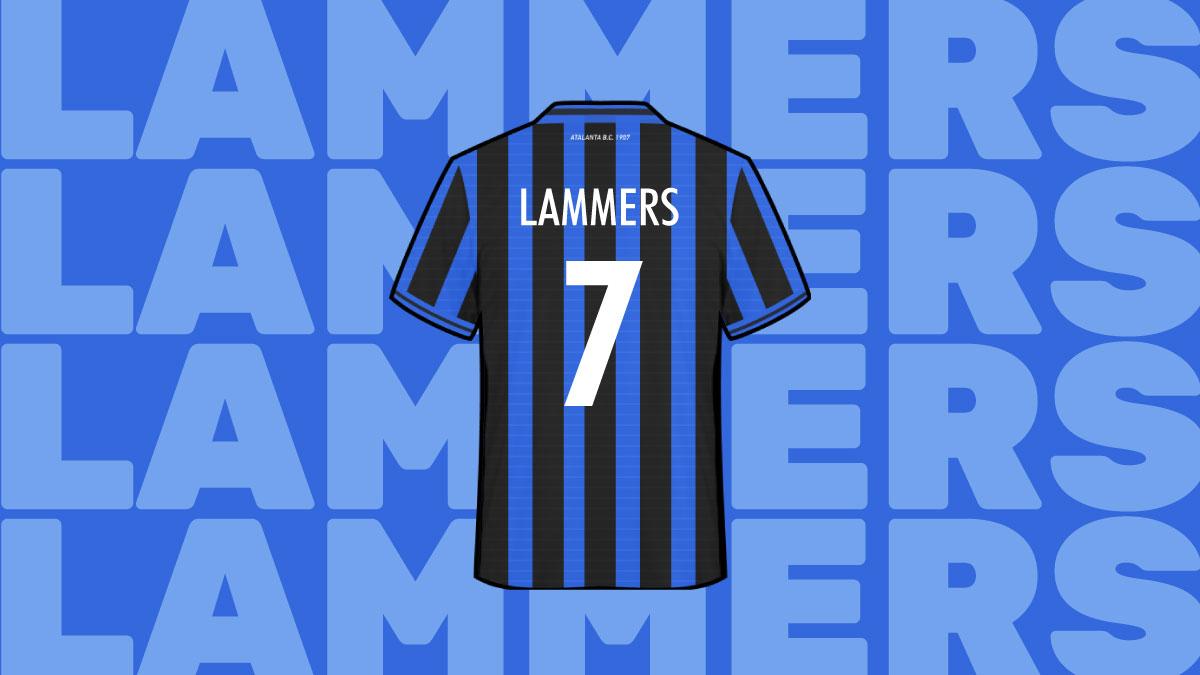 Sam Lammers nuovo acquisto Atalanta