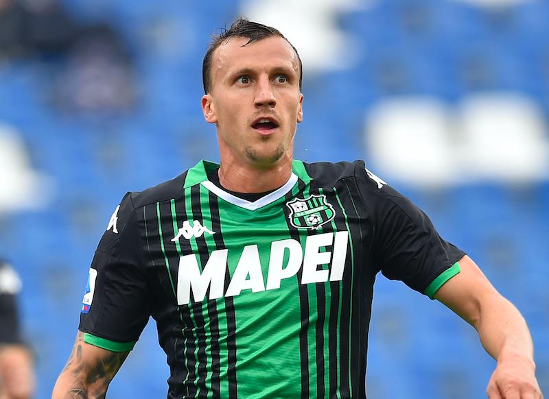 Vlad Chiriches Sassuolo Serie A