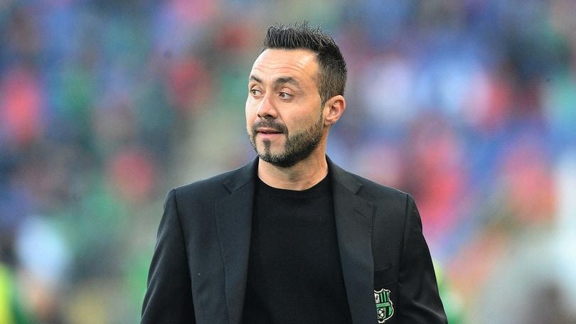 Roberto De Zerbi durante Bologna-Sassuolo