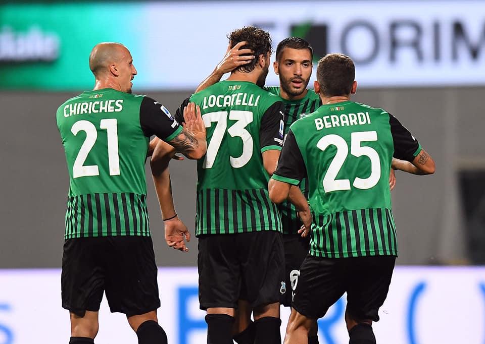 Squadra del Sassuolo