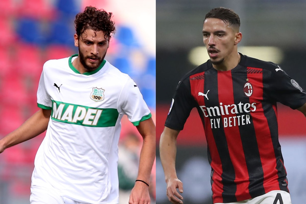 Locatelli e Bennacer: i registi a confronto