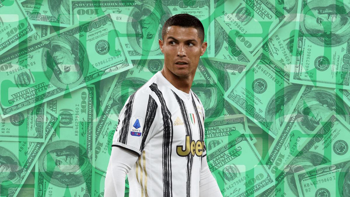 Cristiano Ronaldo Stipendio