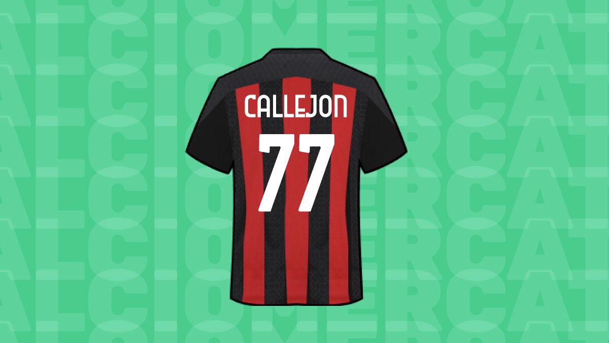 Jose Maria Callejon Milan