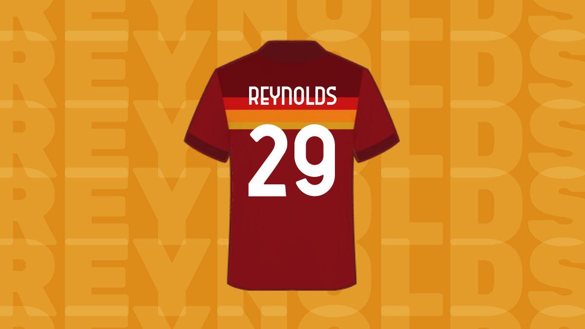 Bryan Reynolds Roma