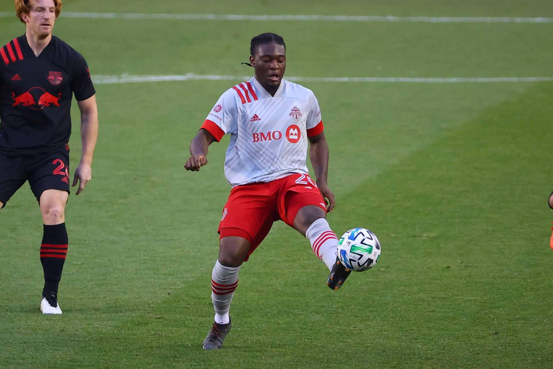 Ayo Akinola in MLS