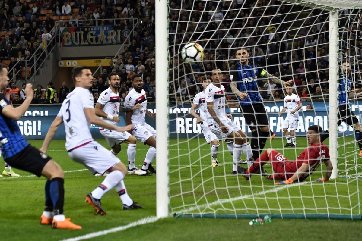 Inter Cagliari 17 Aprile 2018
