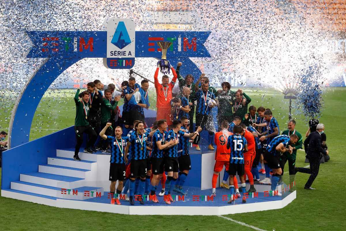 Inter, Serie A 2020-21