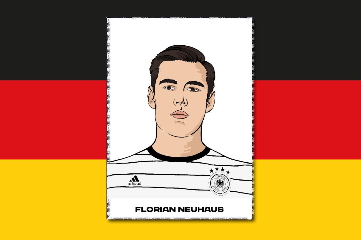Florian Neuhaus Euro 2020