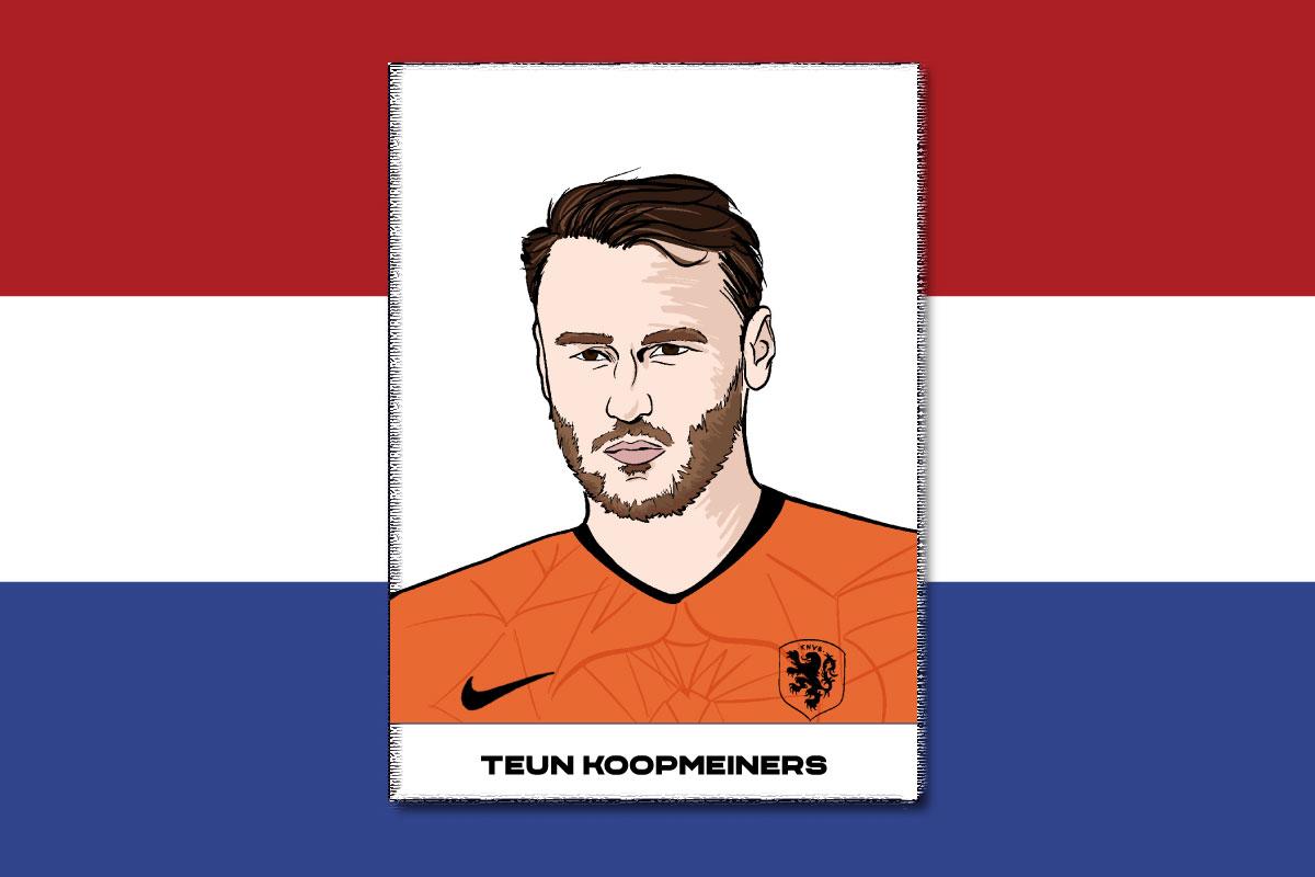 Teun Koopmeiners, Olanda