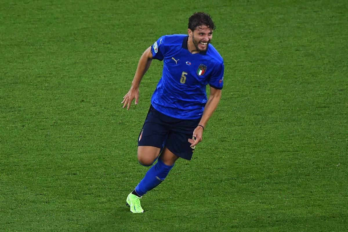 Manuel Locatelli Euro 2020