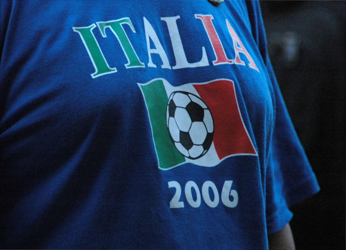 L'Italia ai Mondiali del 2006