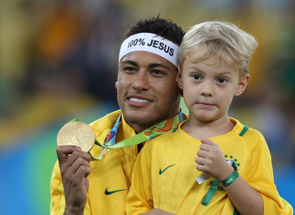 Neymar Jr in Brasile
