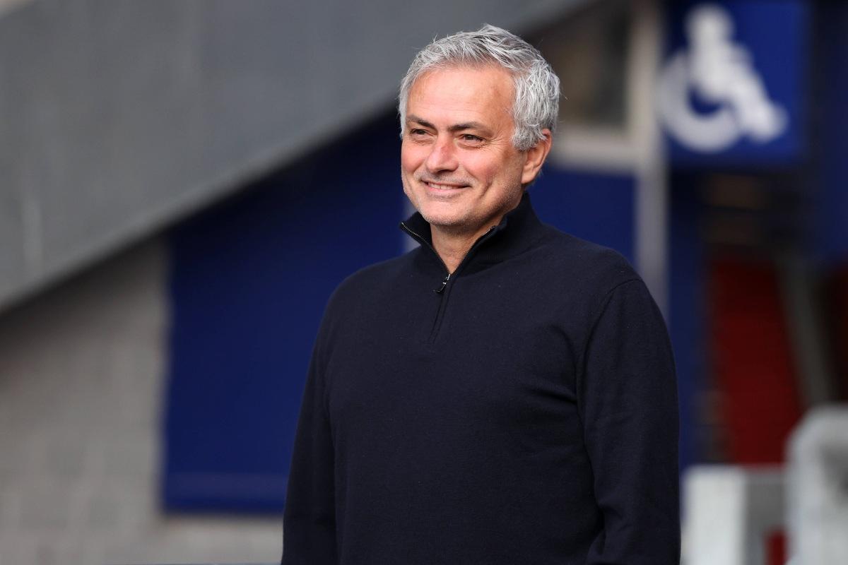 Mourinho, allenatore Roma