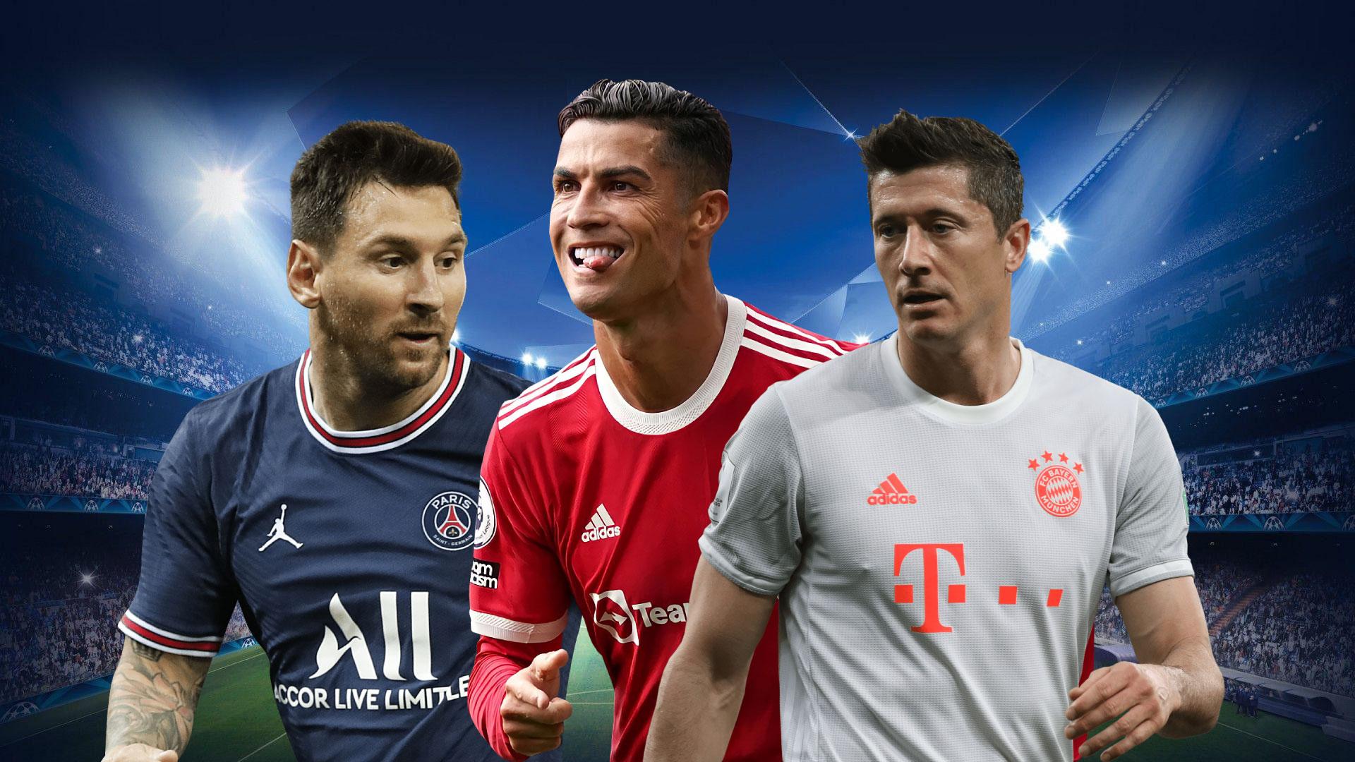 Marcatori Champions League