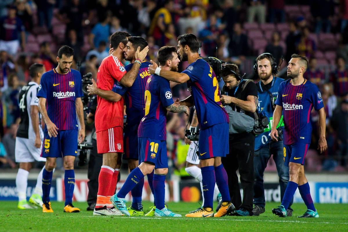 Barcellona, Champions League