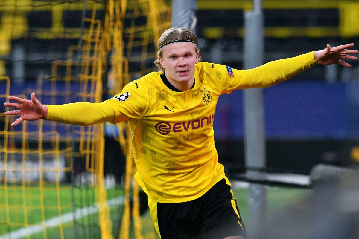Herling Haaland, Borussia Dortmund