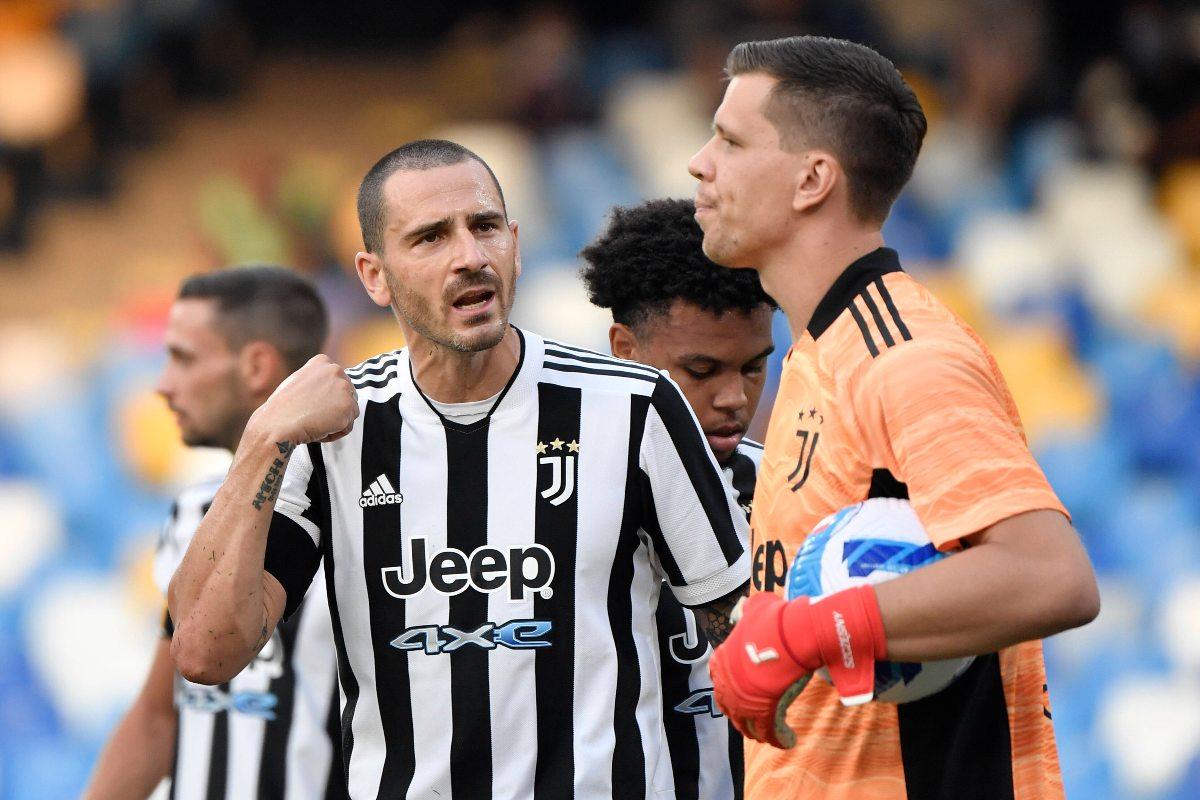 Bonucci e Szczesny, Juventus
