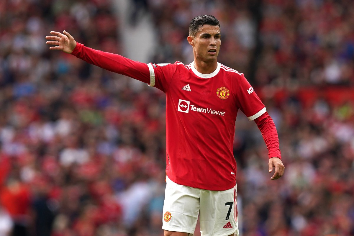 Cristiano Ronaldo, Man Utd