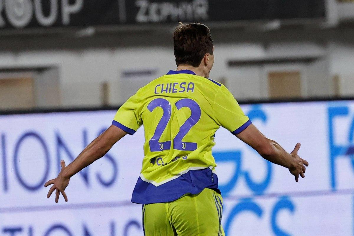 Federico Chiesa, Juventus